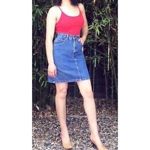 Guess Vintage Mini Skirt
